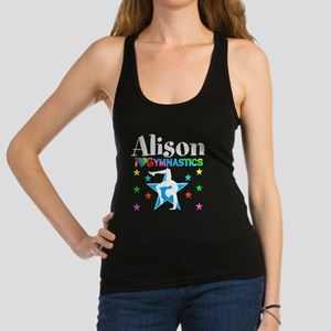 BEST GYMNAST Racerback Tank Top